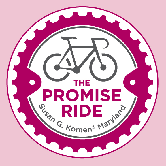 Promise Ride cyclist
